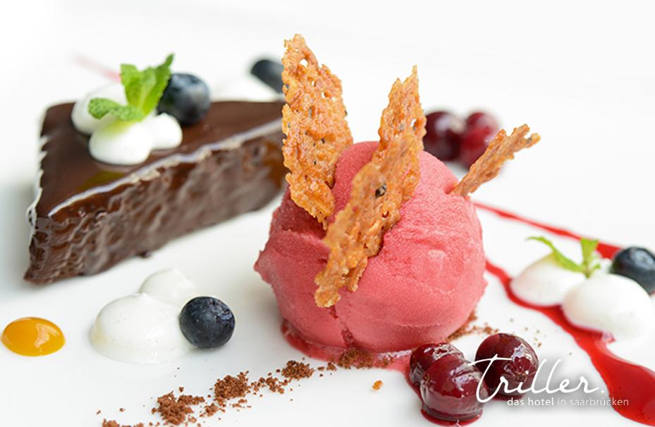 Restaurant Triller Dessert